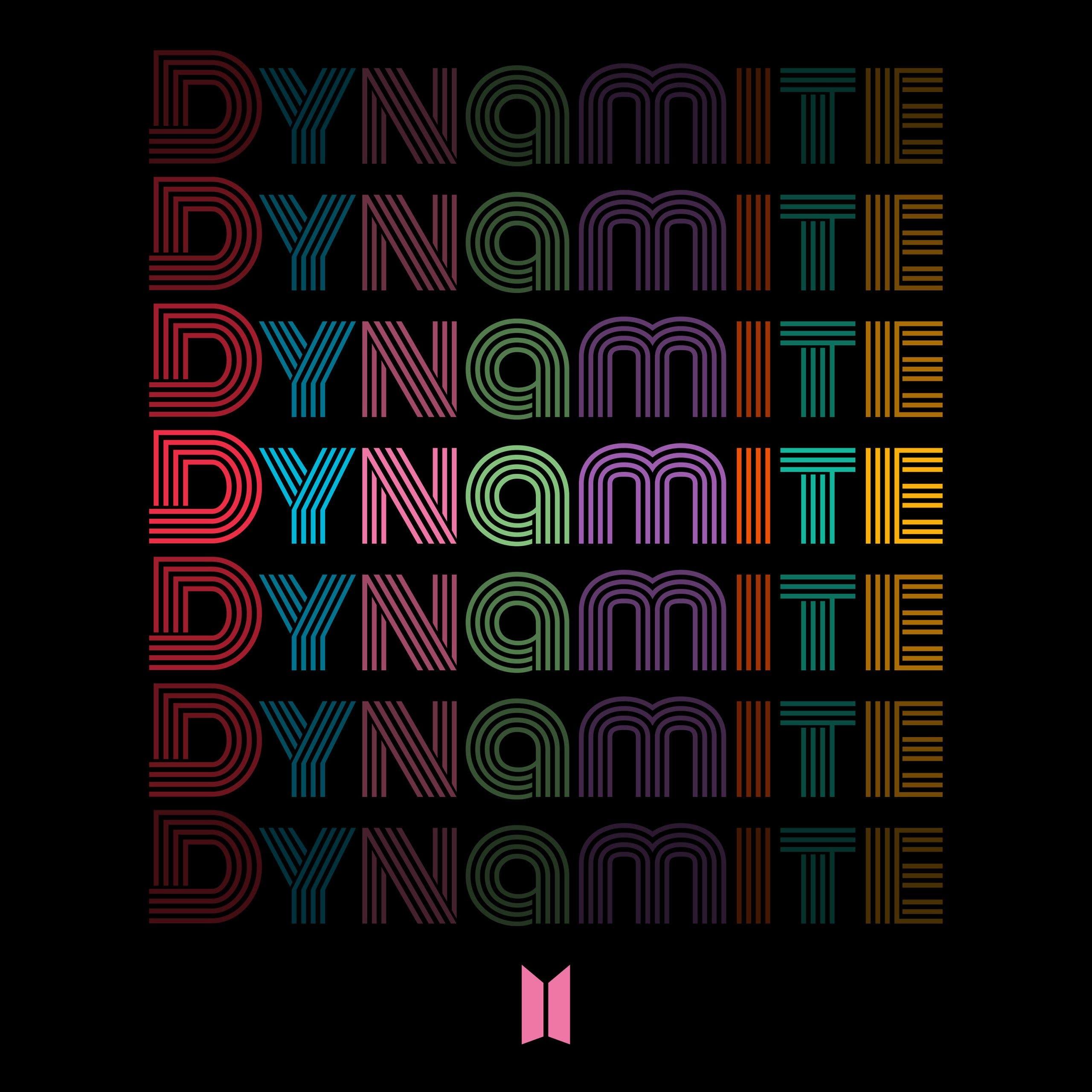 Carátula de: Dynamite