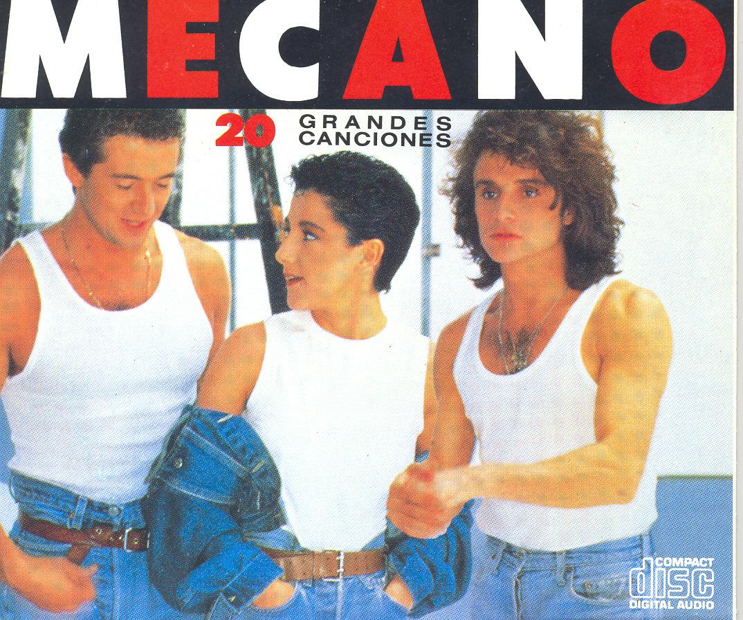 Mecano: 20 grandes canciones