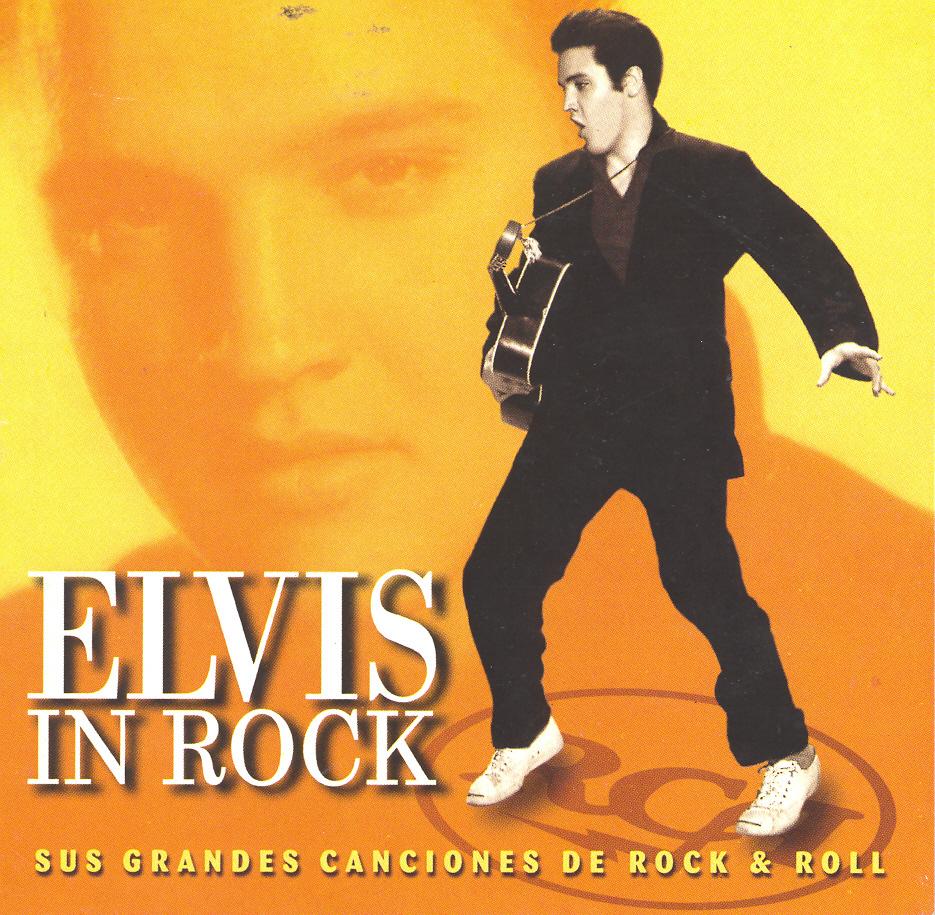 Elvis in rock