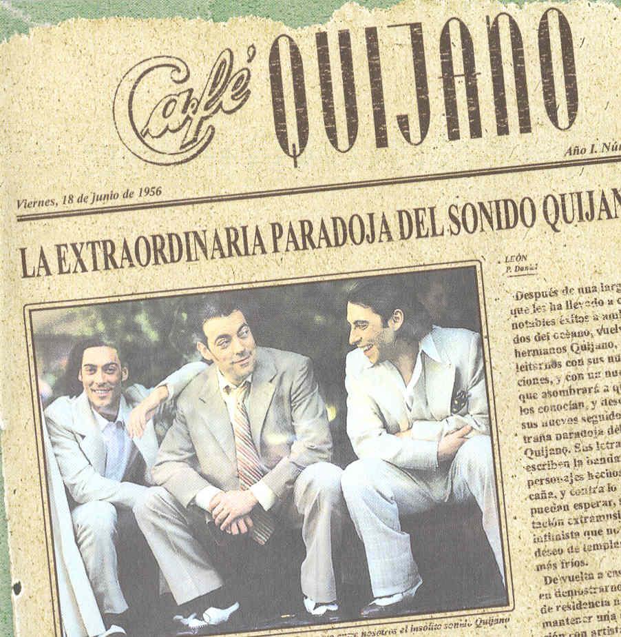 La extraordinaria paradoja del sonido Quijano