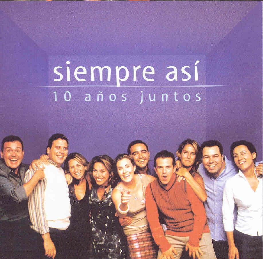 10 años juntos