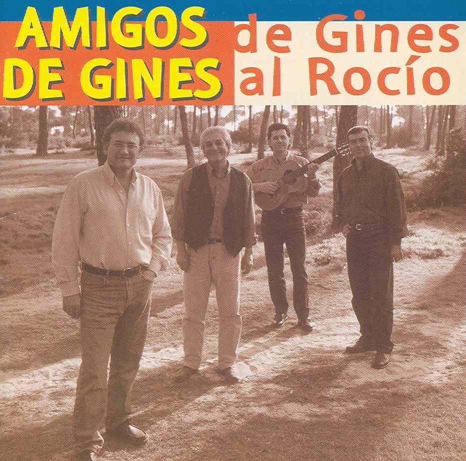 De Gines al Rocío
