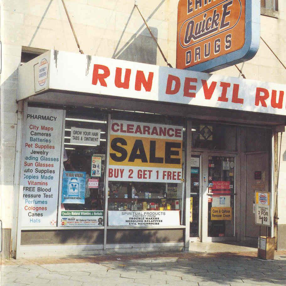 Run devil run