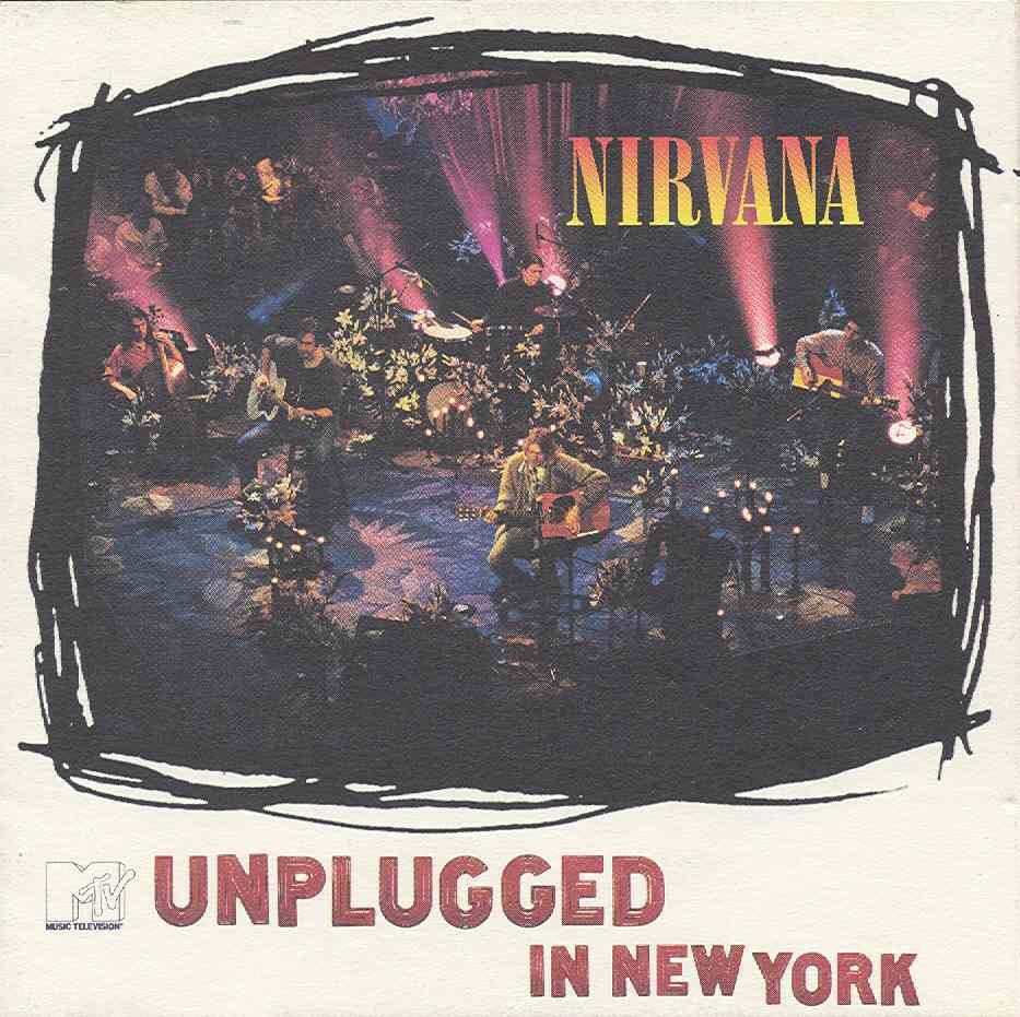 MTV Unplugged in New York