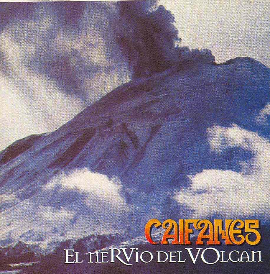 El nervio del volcán