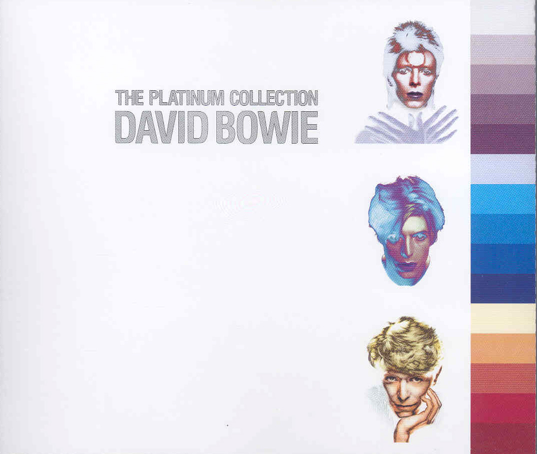 David Bowie: The platinum collection