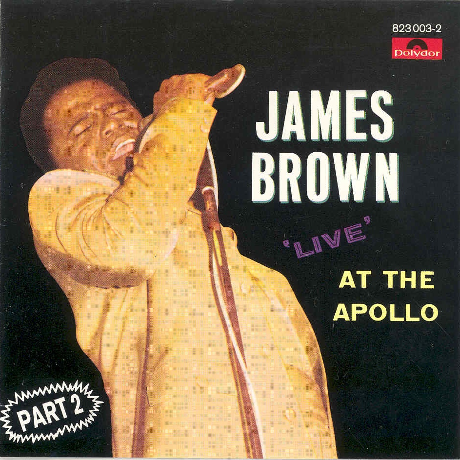 James Brown: Live at the Apollo
