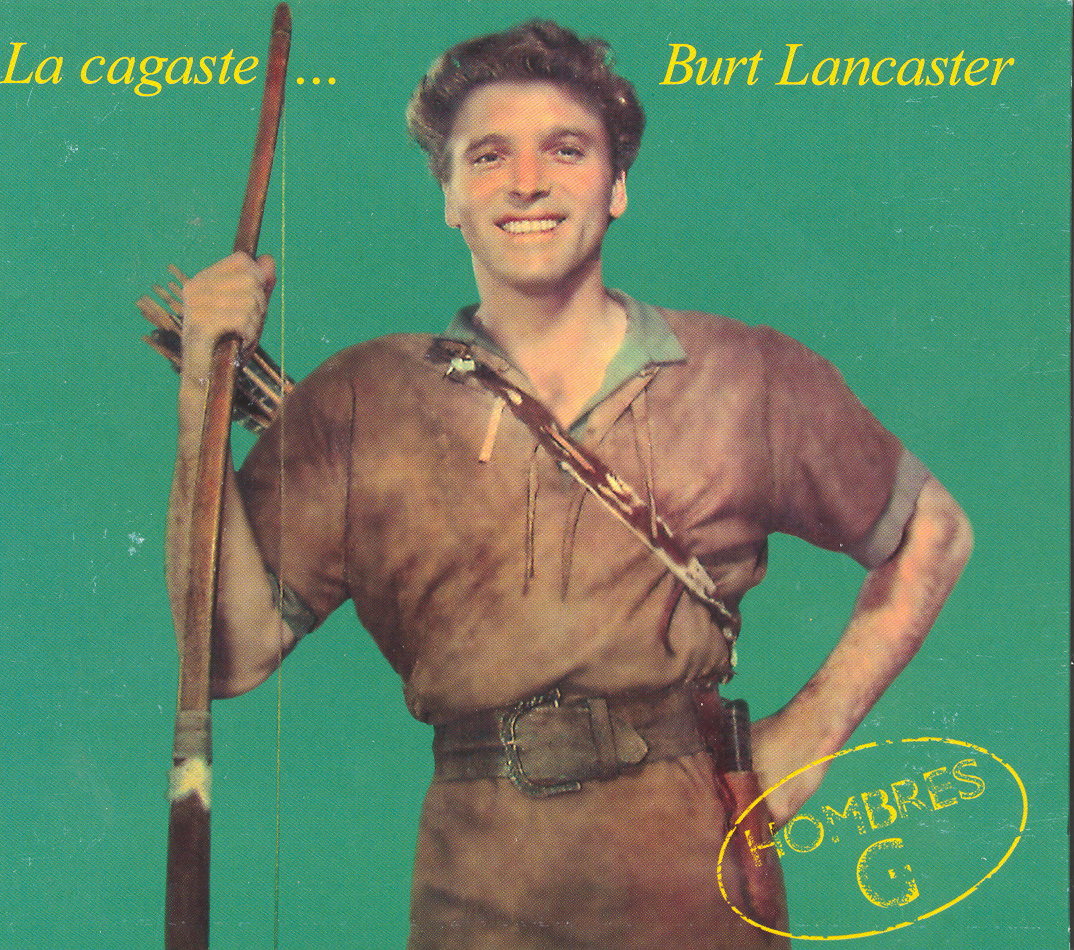 La cagaste... Burt Lancaster