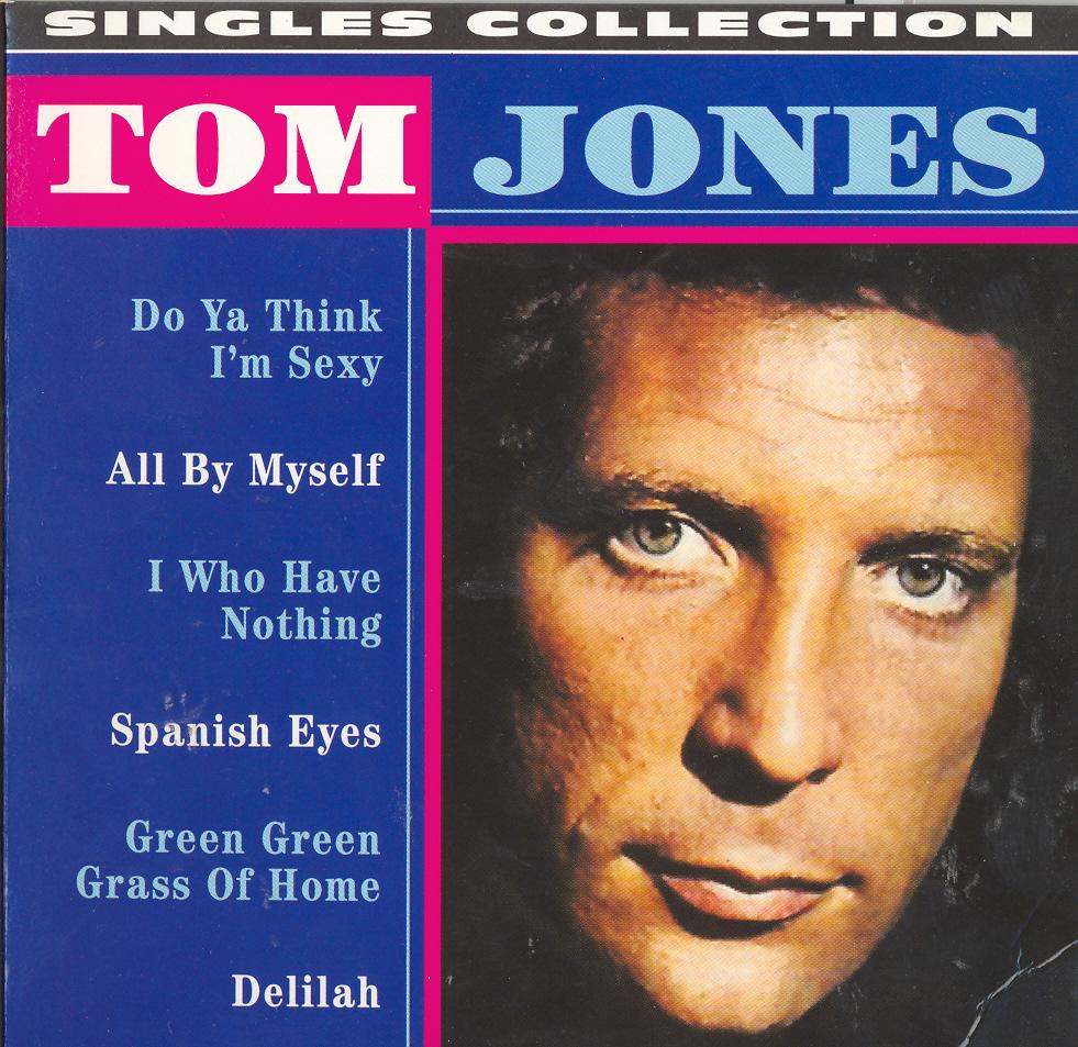 Singles collection: Tom Jones