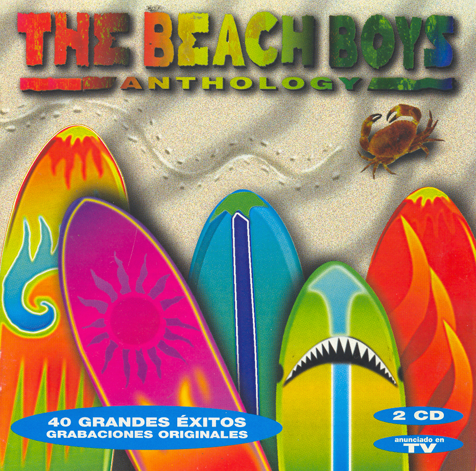 The Beach Boys: Anthology