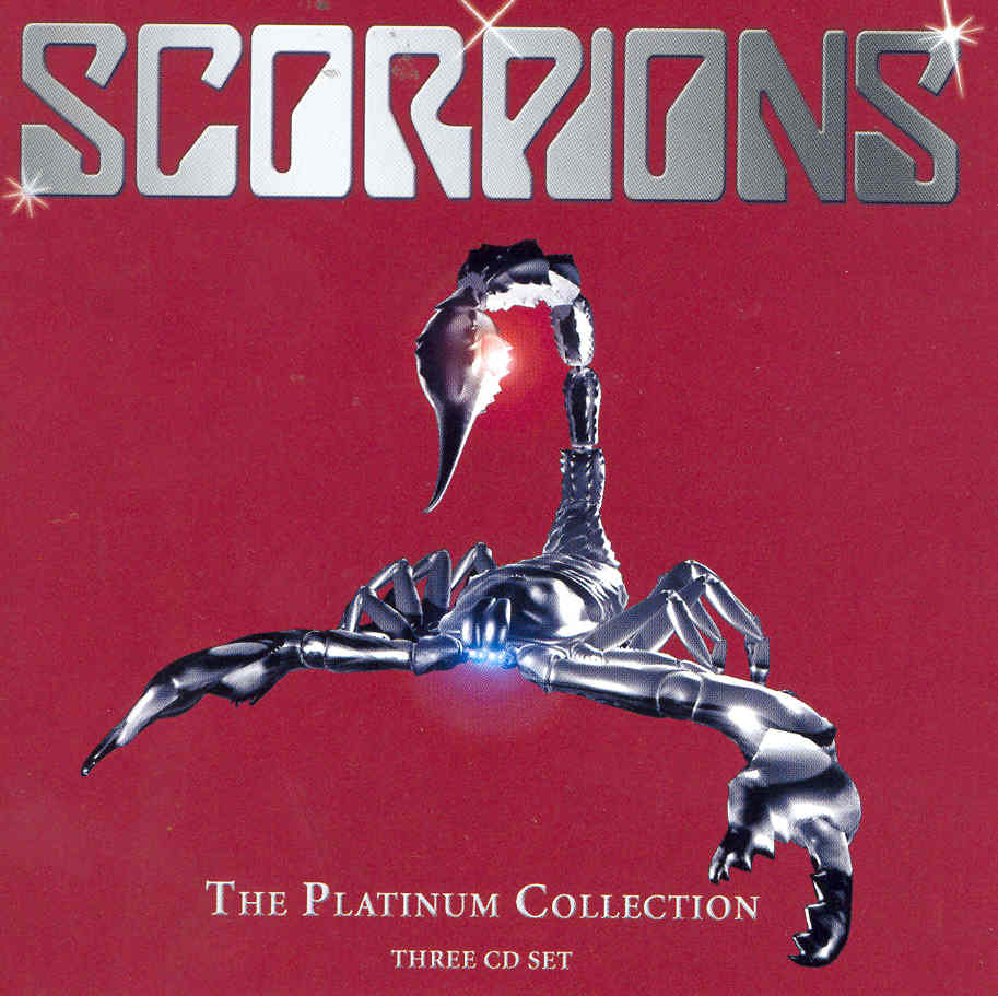 Scorpions: The platinum collection