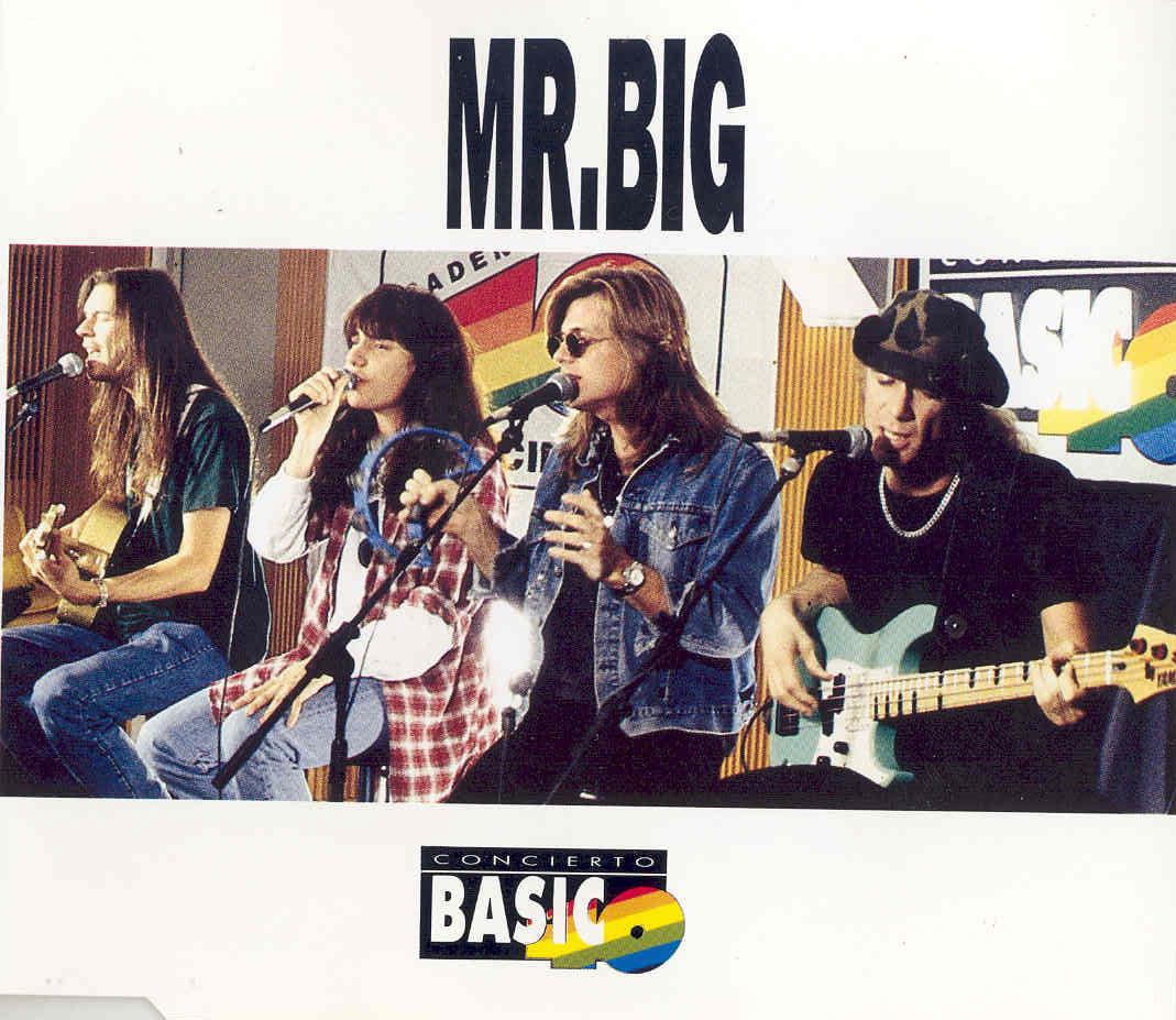 Concierto básico 40 (Edición especial 40): Mr. Big