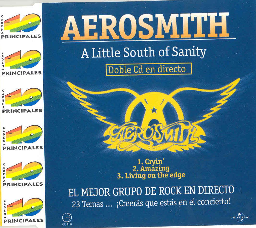 A little south of sanity (Edición especial 40)