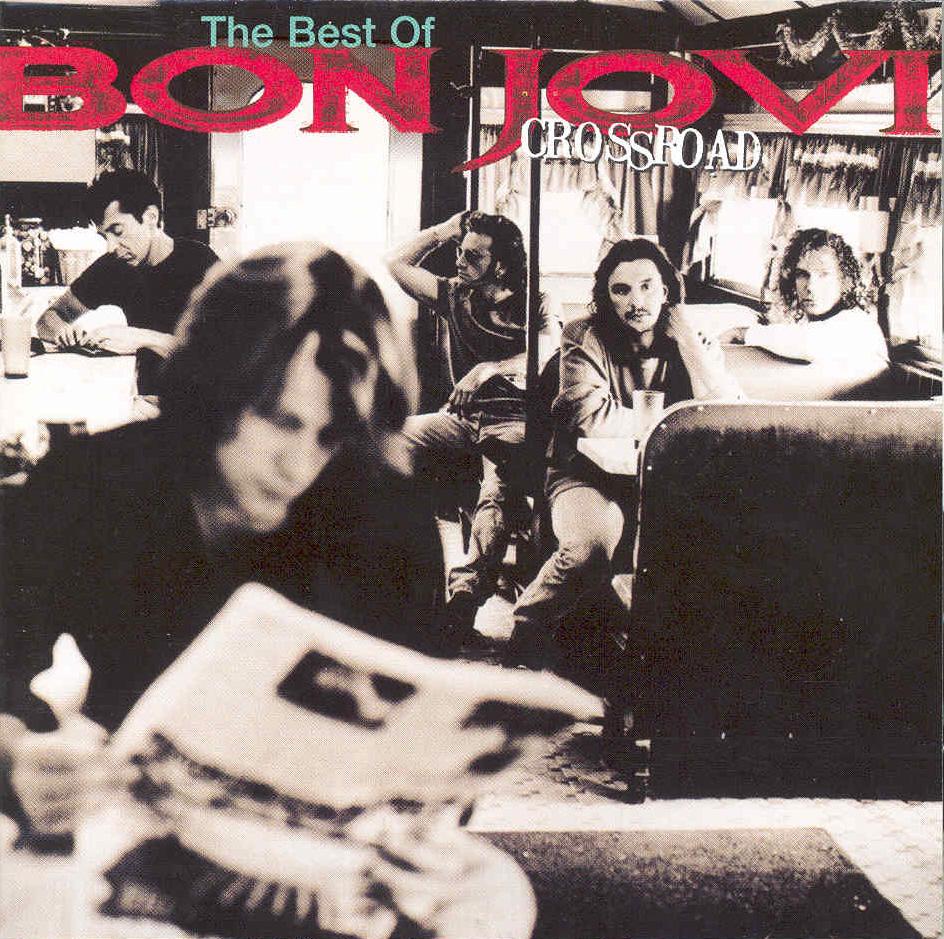 Cross road: The best of Bon Jovi (Edición internacional)