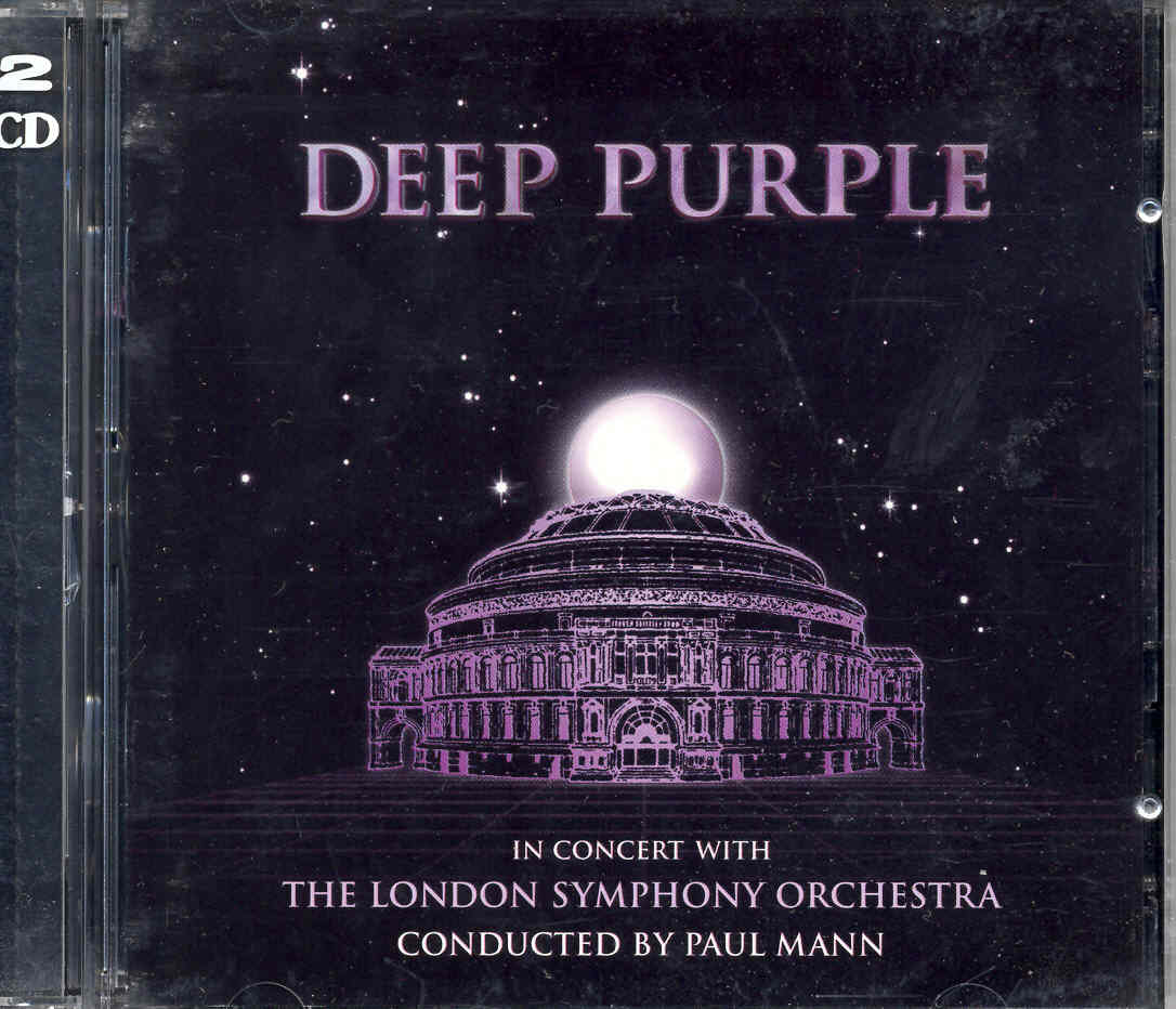 In concert with The London Symphony Orchestra