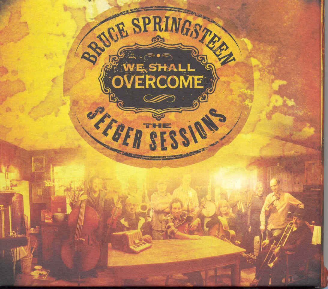 We shall overcome. The Seeger sessions