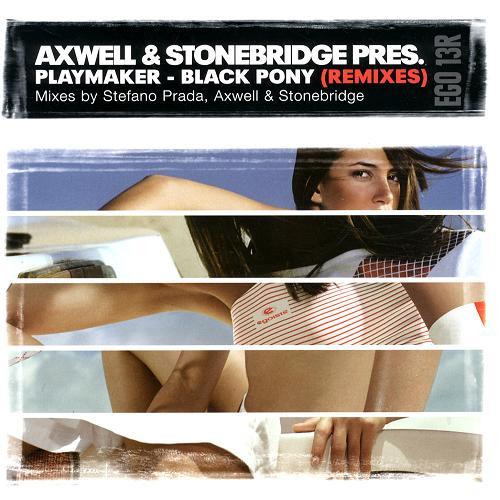 Black pony (Remixes)