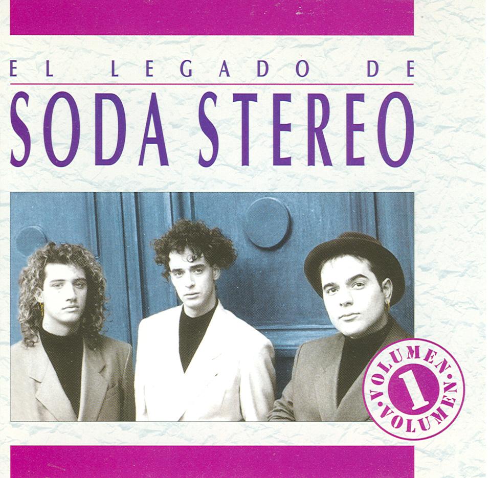 El legado de Soda Stereo Vol. 1
