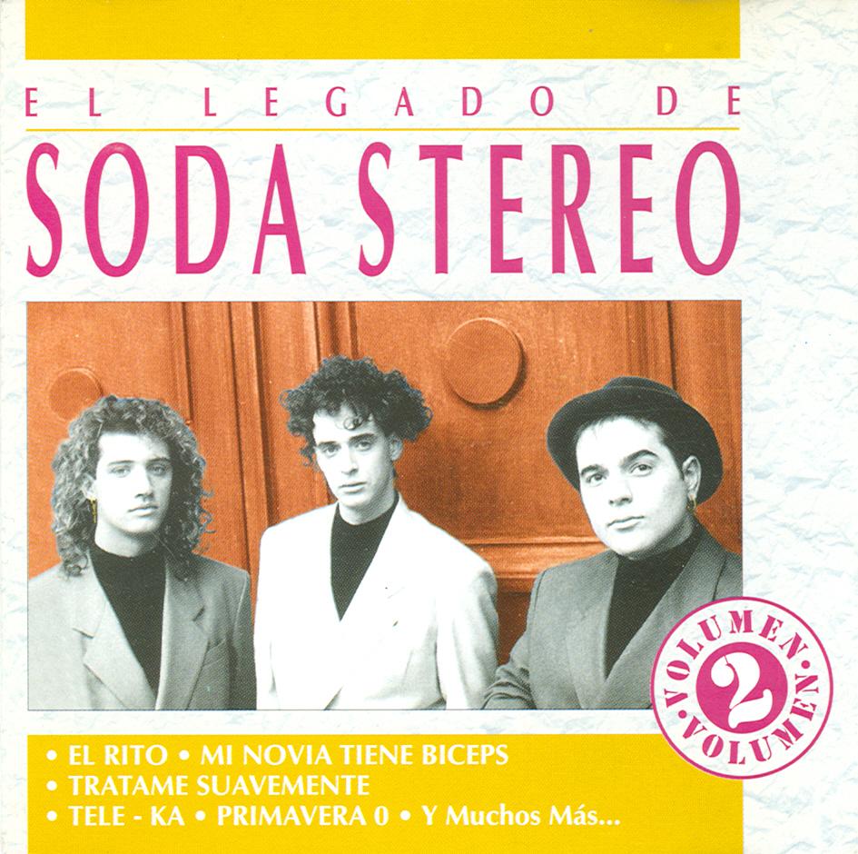 El legado de Soda Stereo Vol. 2