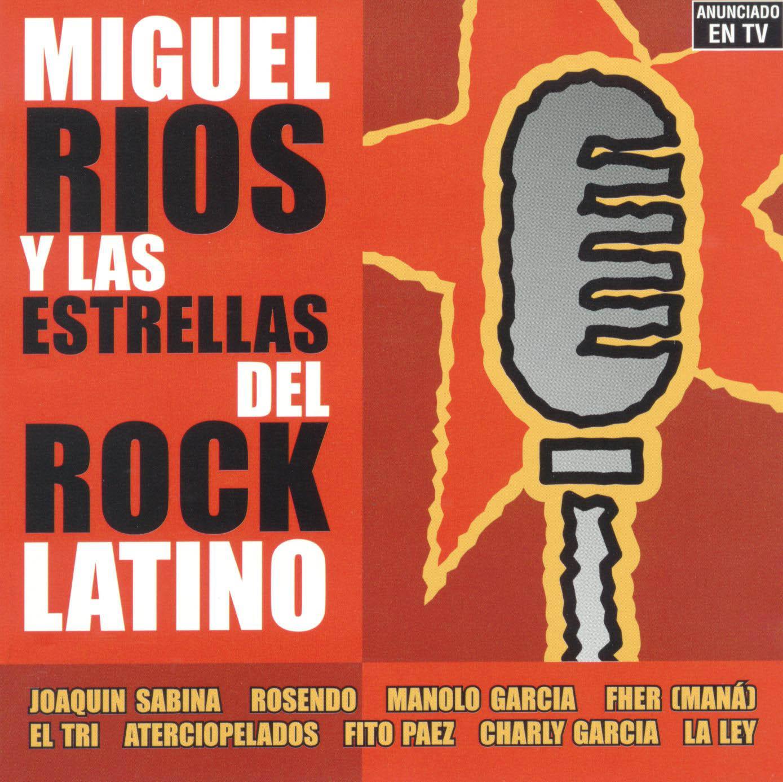 Miguel Ríos y las estrellas del rock latino