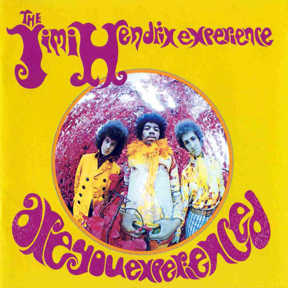 Are you experienced? (Edición norteamericana)