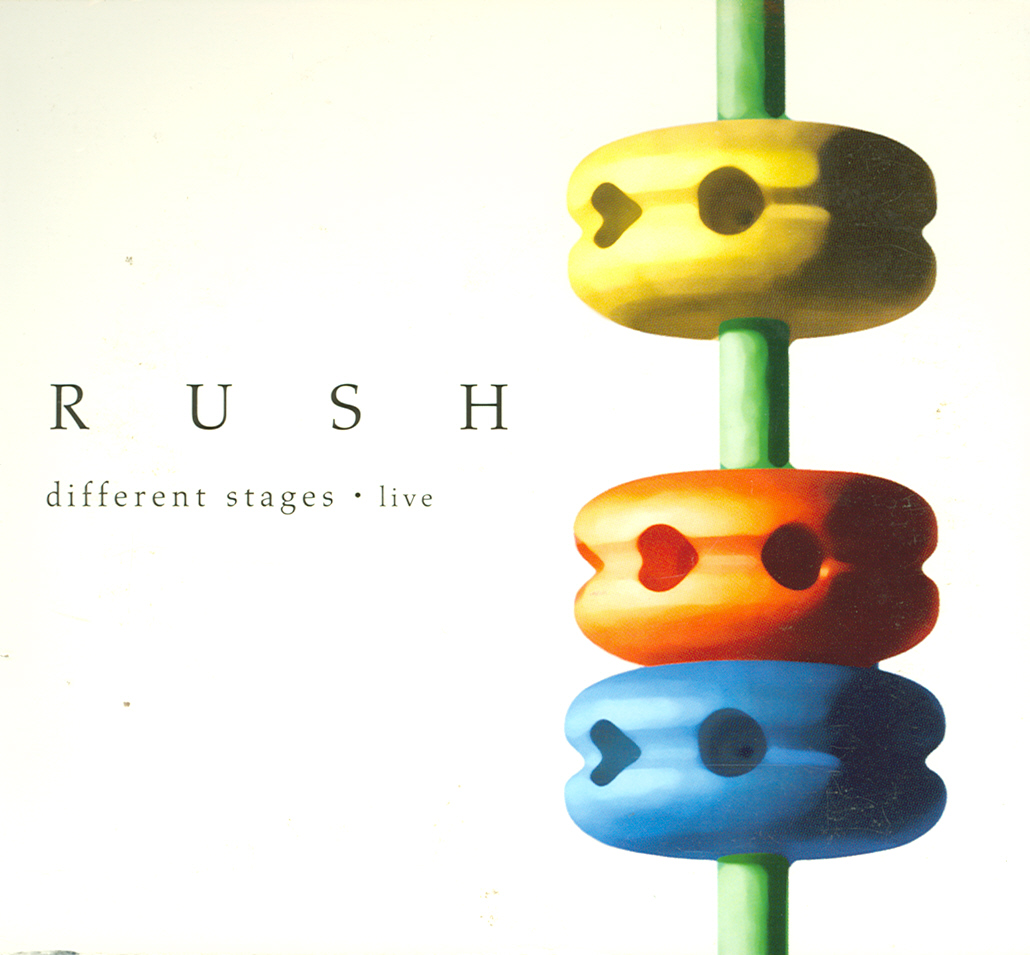 Different stages live