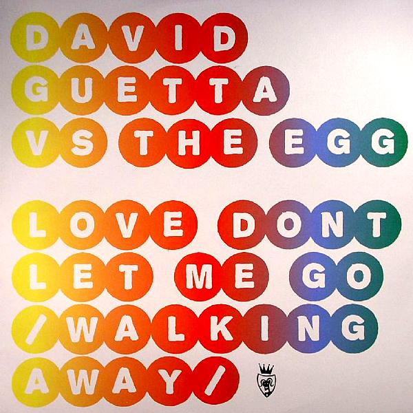 Love don't let me go (Walking away)