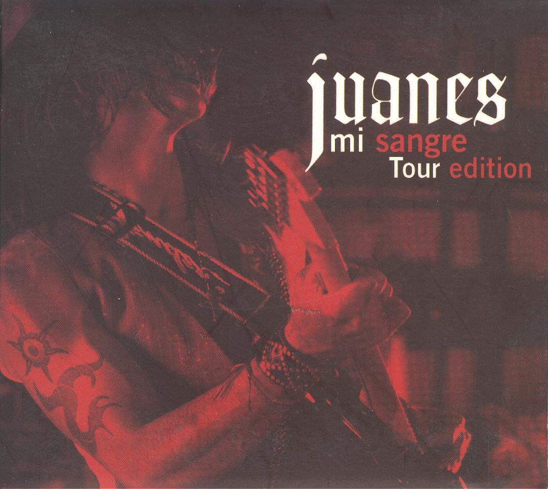 Mi sangre (Tour edition)