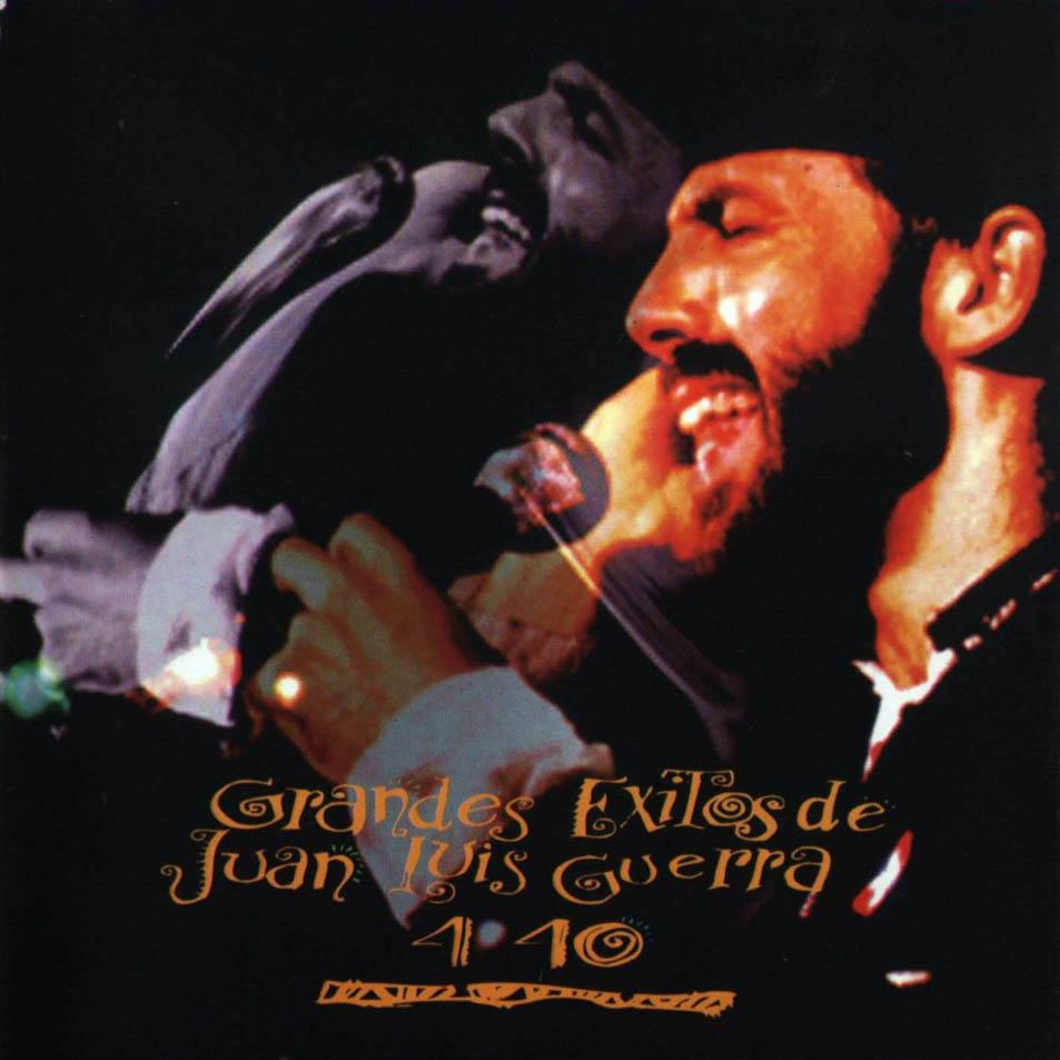 Grandes éxitos de Juan Luis Guerra y 4-40