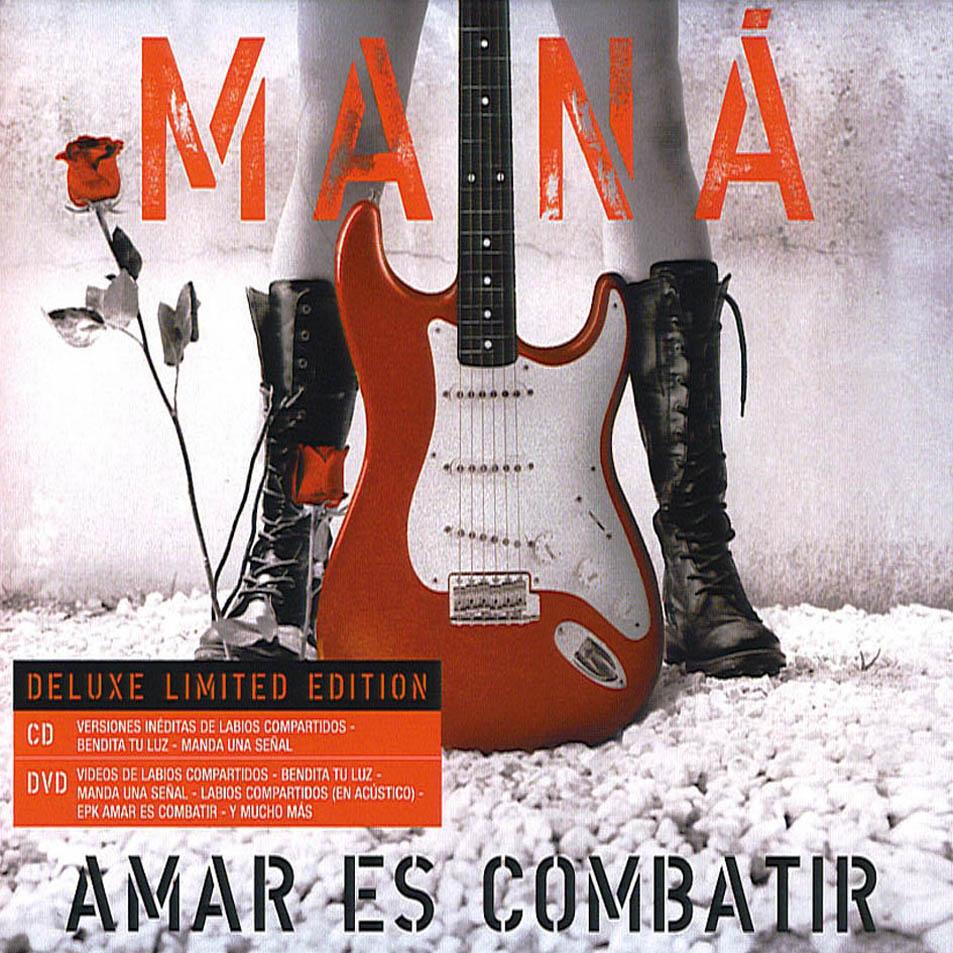 Amar es combatir (Deluxe edition)