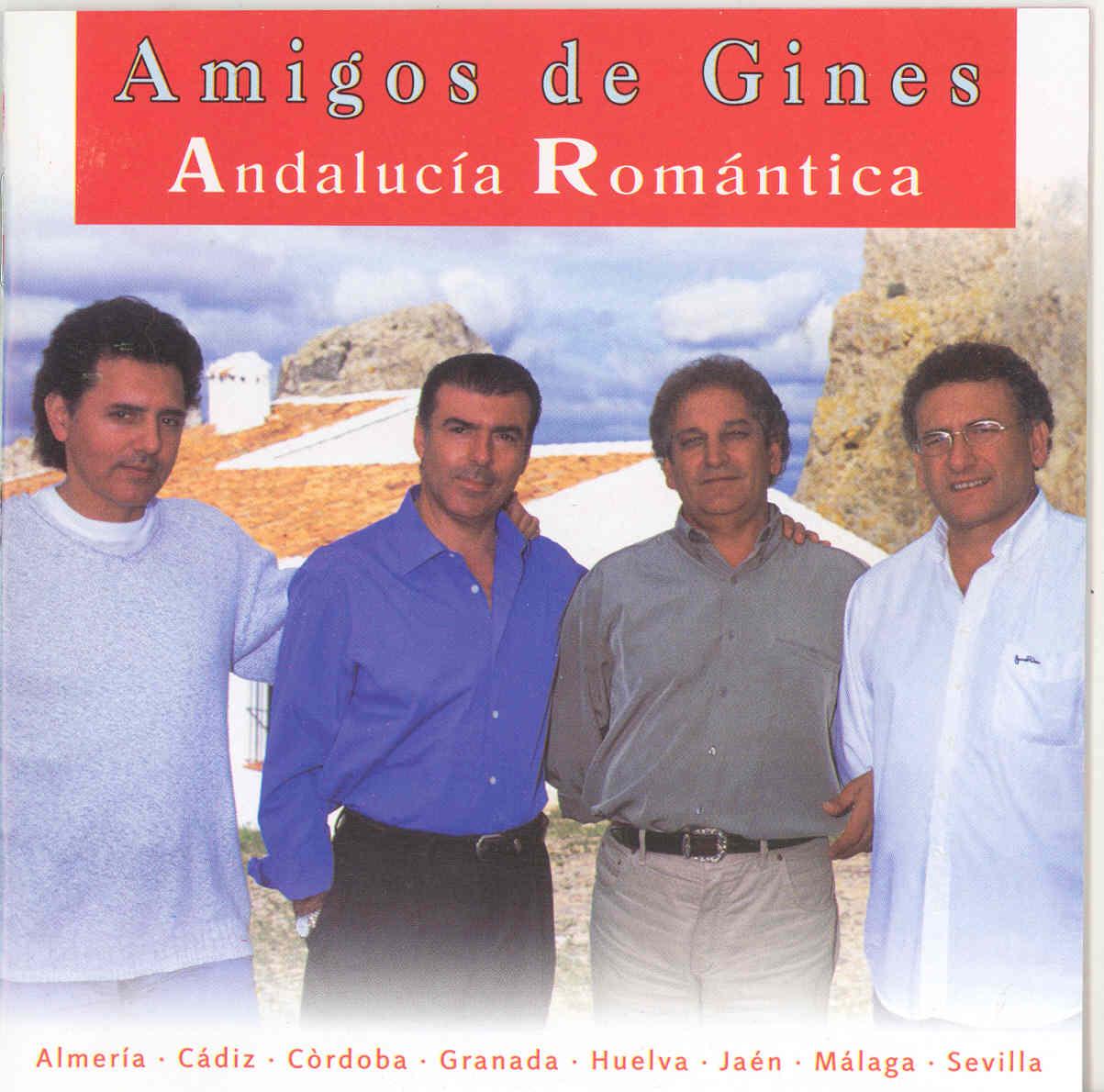 Andalucía romántica