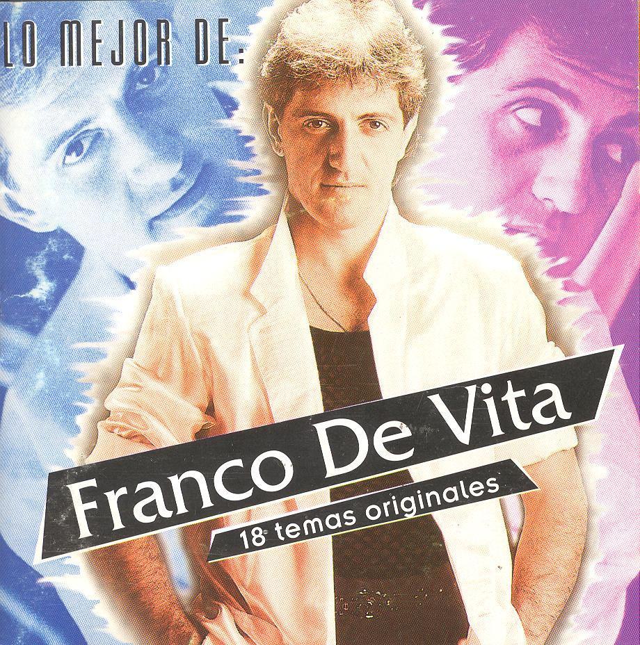 Lo mejor de Franco De Vita