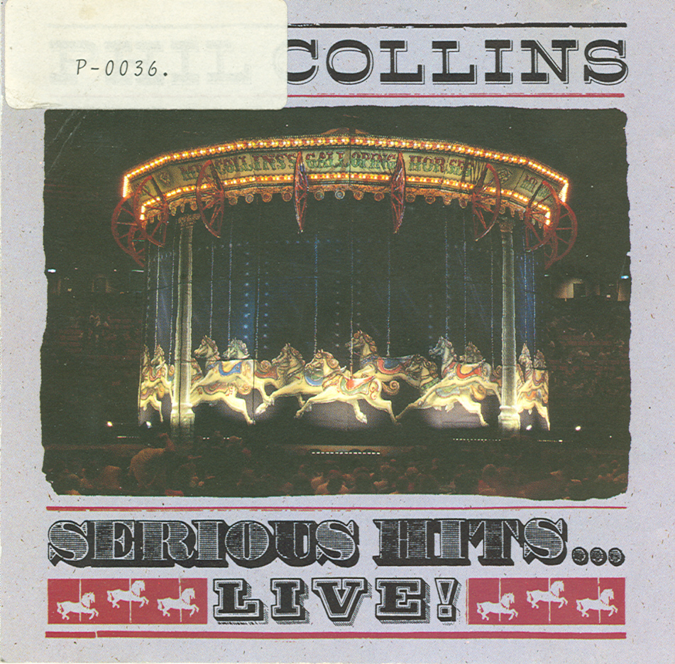 Serious hits live