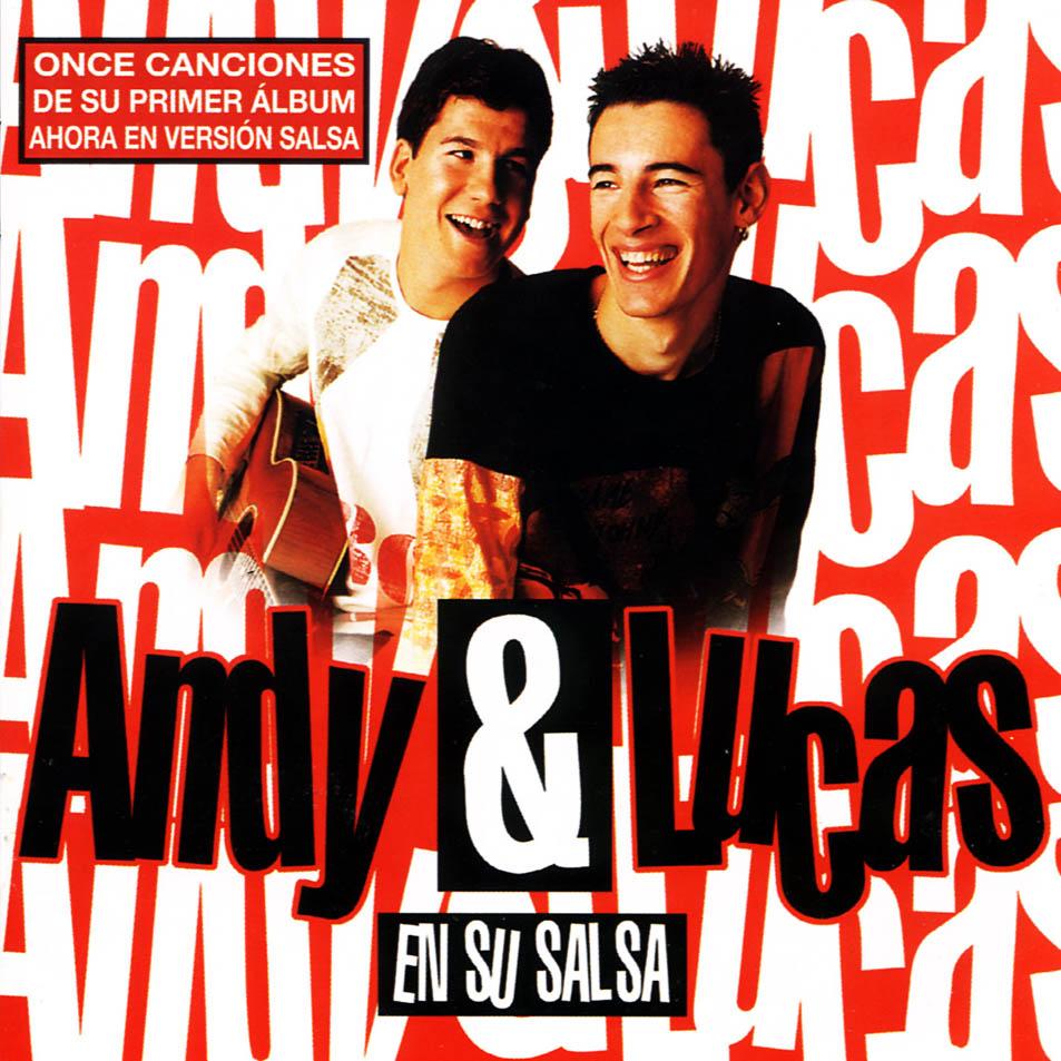 Andy y Lucas en su salsa