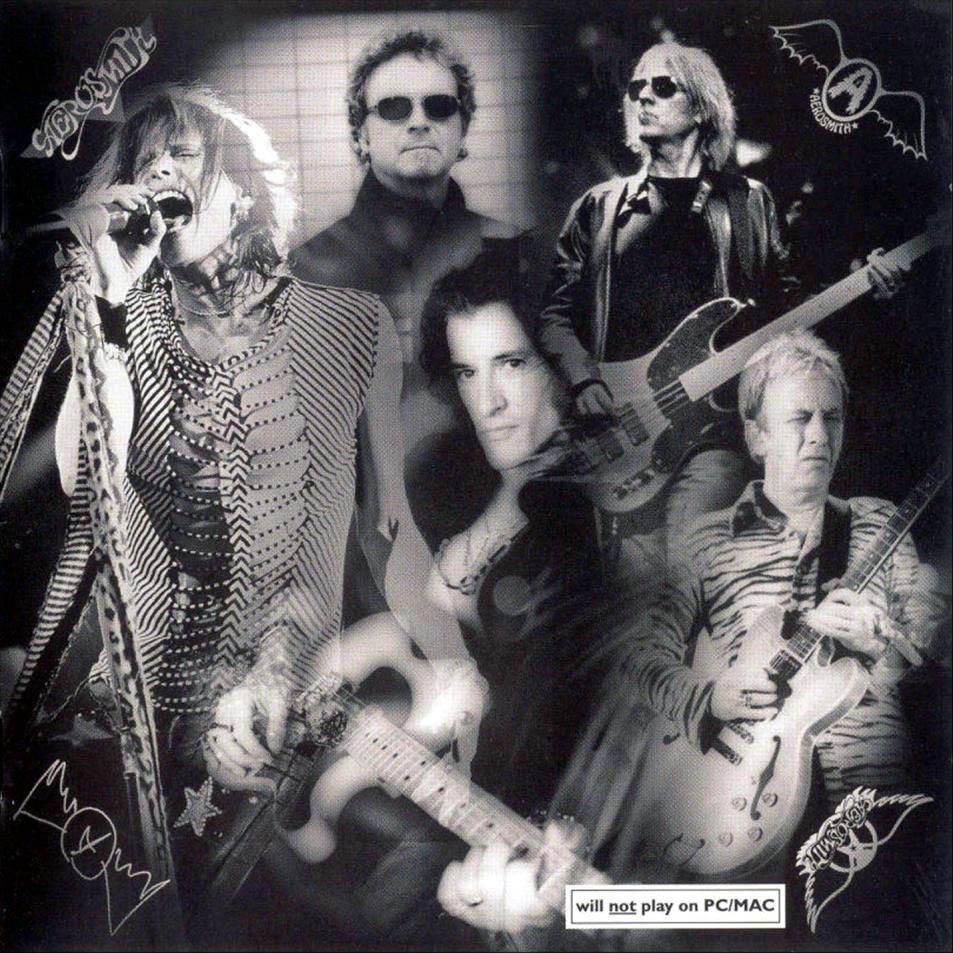 O, yeah! Ultimate Aerosmith hits