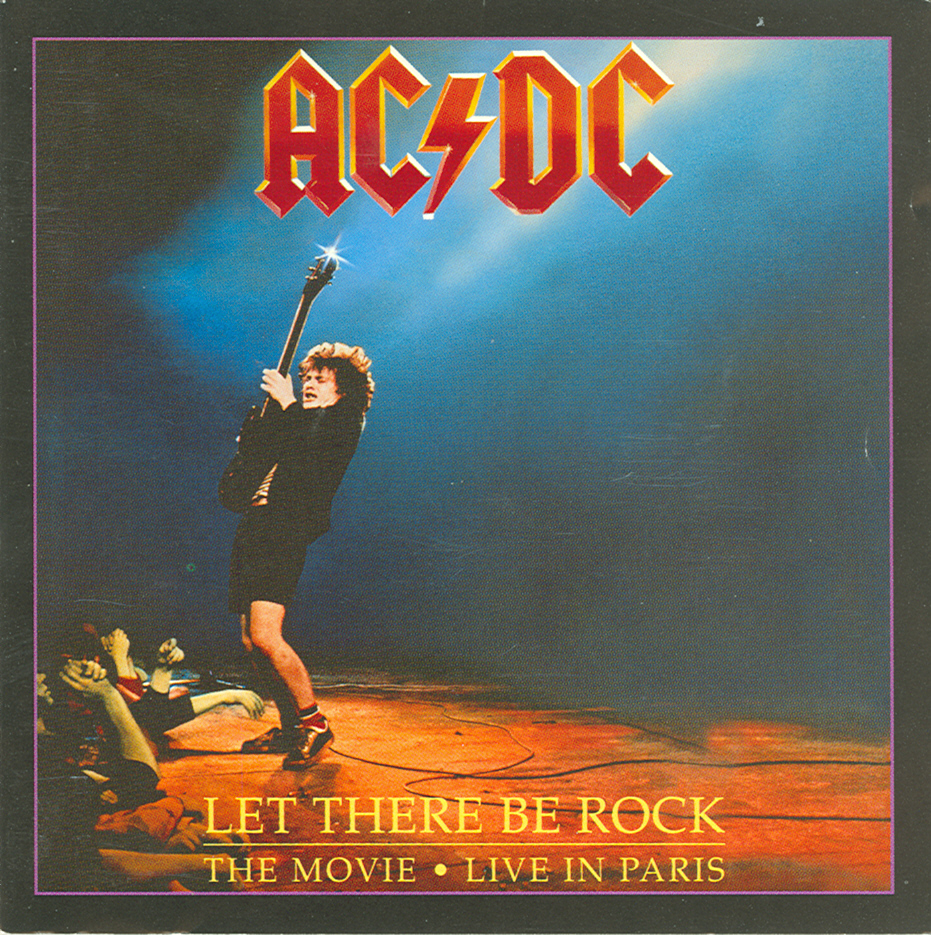 Let there be rock the movie live in Paris