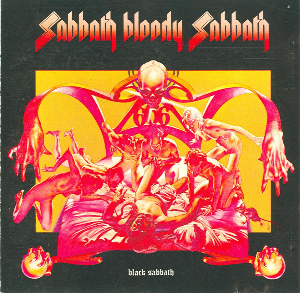 Sabbath, bloody sabbath