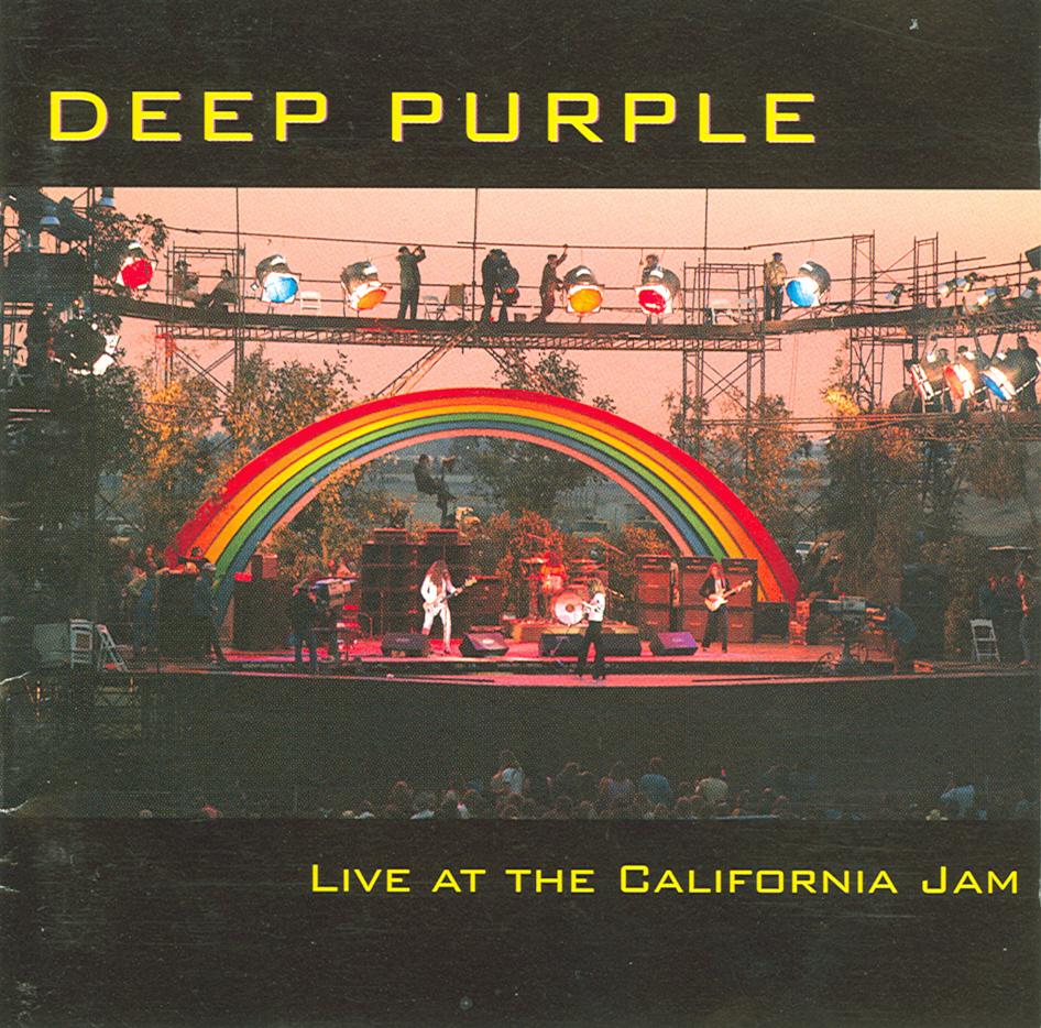 Live at California jam