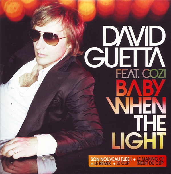 Baby when the light