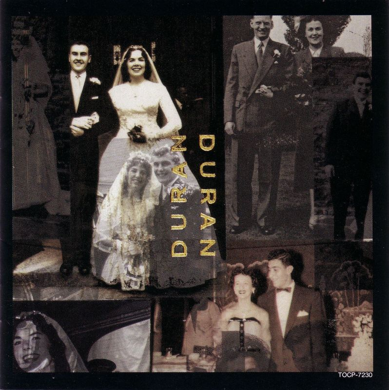 Duran Duran: the wedding album