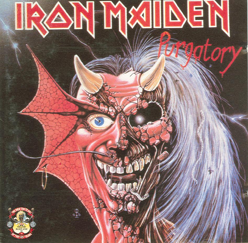 Purgatory - Maiden Japan