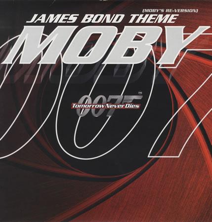 James Bond theme (Moby's re-version)