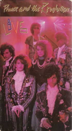 Prince & The Revolution: Live