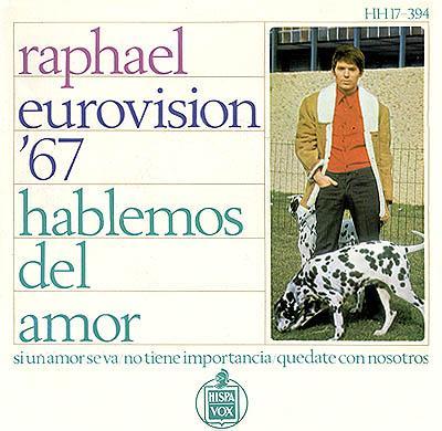 Eurovisión '67 - Hablemos del amor