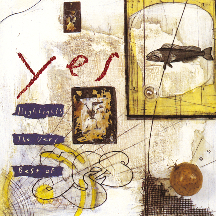 Highlights (The very best of Yes)