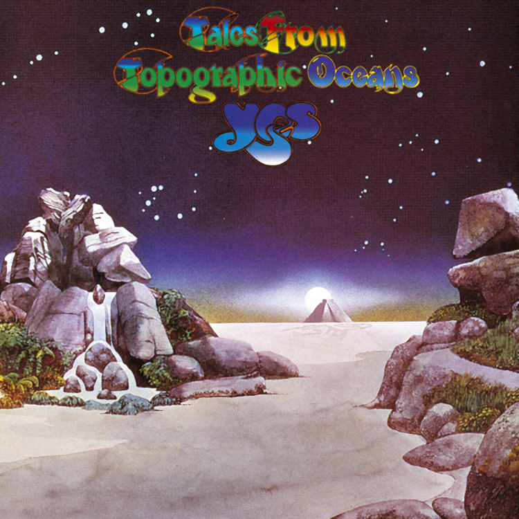 Tales from topographic oceans (Expanded edition)