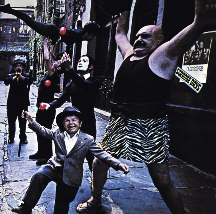 Strange days (40th anniversary mixes)