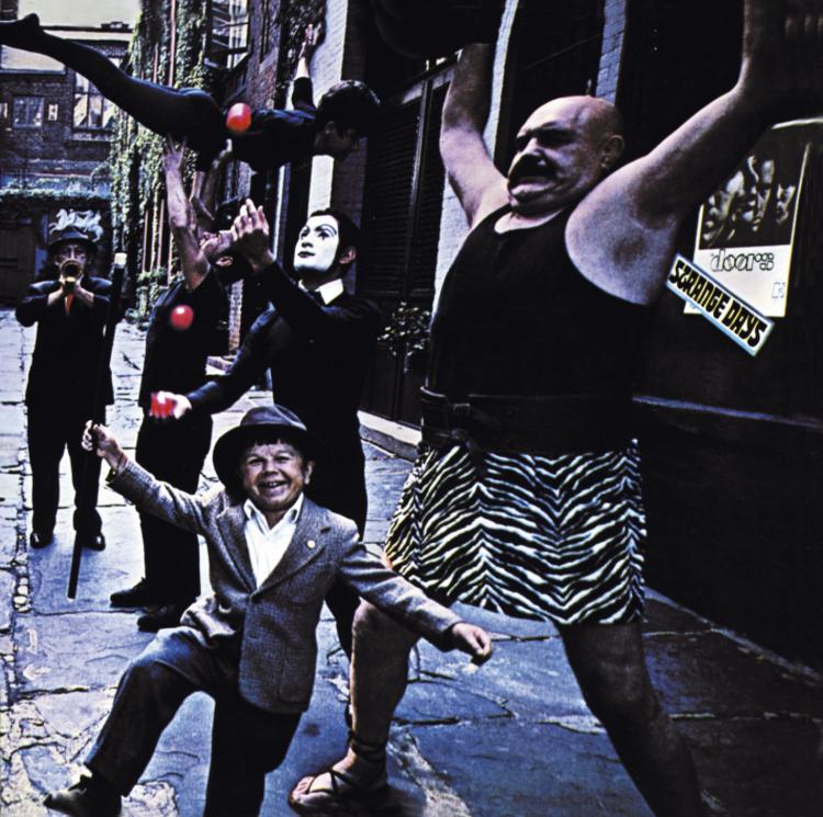 Strange days (40th anniversary mixes)