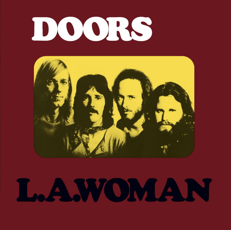 L.A. woman (40th anniversary mixes)