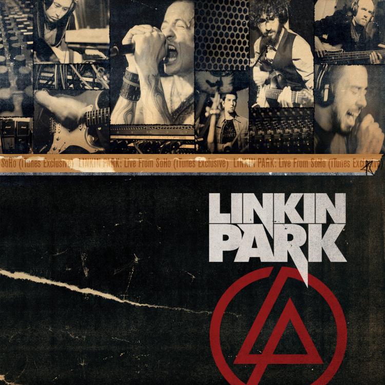 iTunes live from Soho: Linkin Park